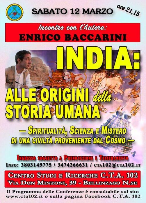 "12 Marzo 2016, C.T.A. 102 Bellinzago Novarese ""INDIA"